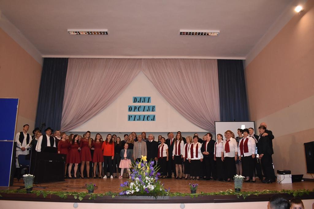 "ŽVS ""Leluja"" koncert Vinica"