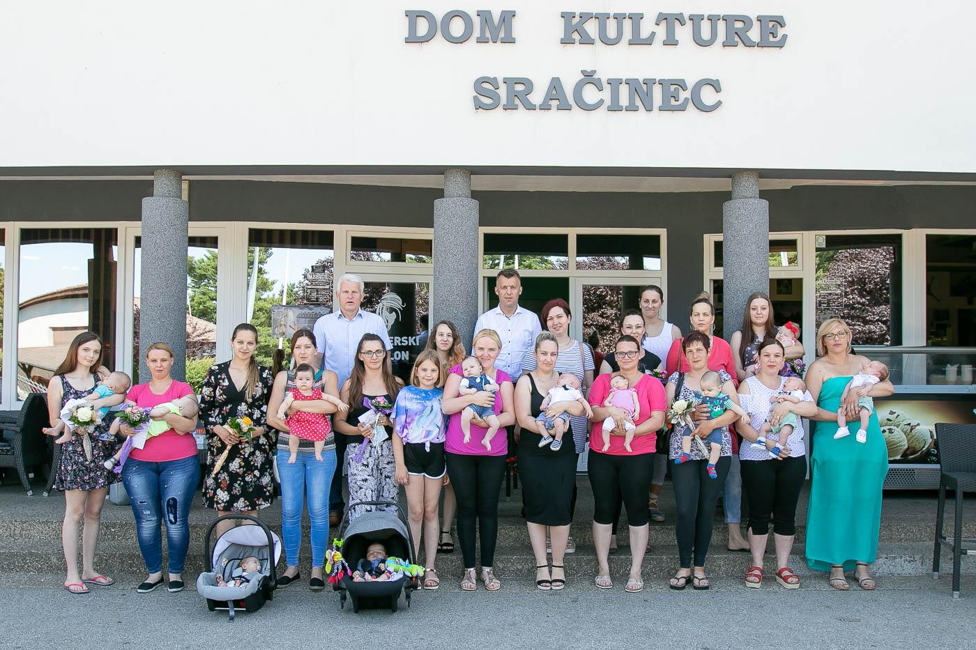 novorođenčad Općina Sračinec