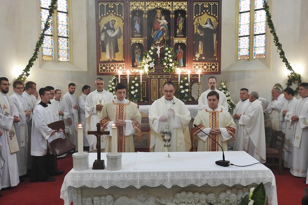 Andrija Kopjar mlada misa Remetinec1