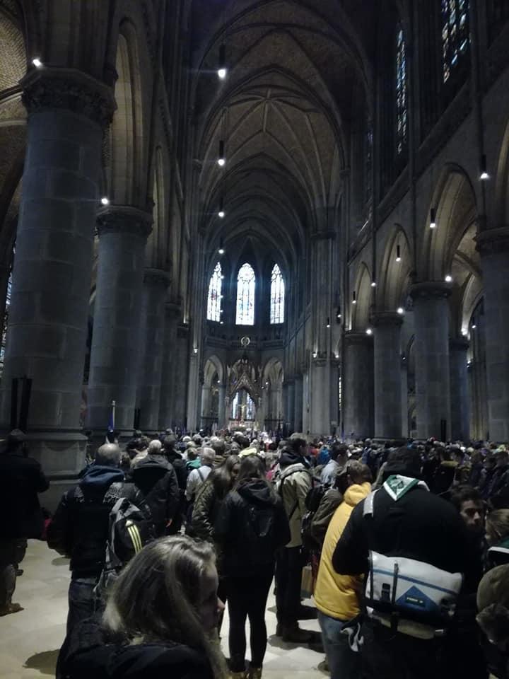Betlehemsko svjetlo Odred izviđača Lepoglava