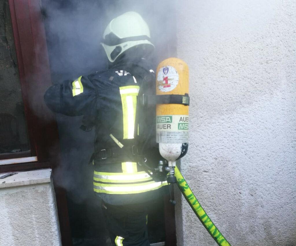 DVD Ivanec požar kuhinje