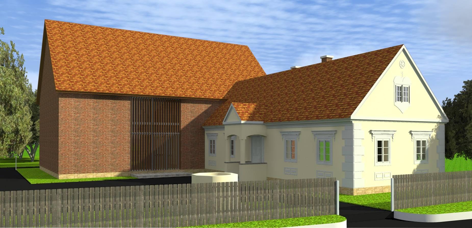 Etno kuća Domitrovec