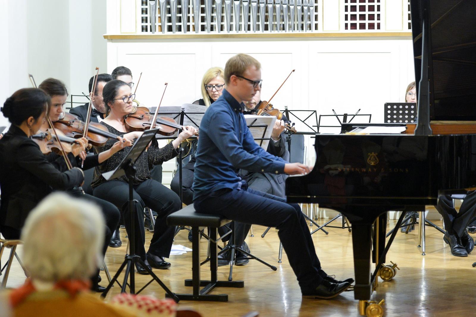 Glazbena škola Varaždinski komorni orkestar