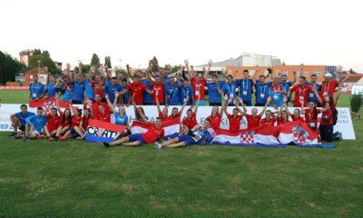 Hrvatska atletska reprezentacija