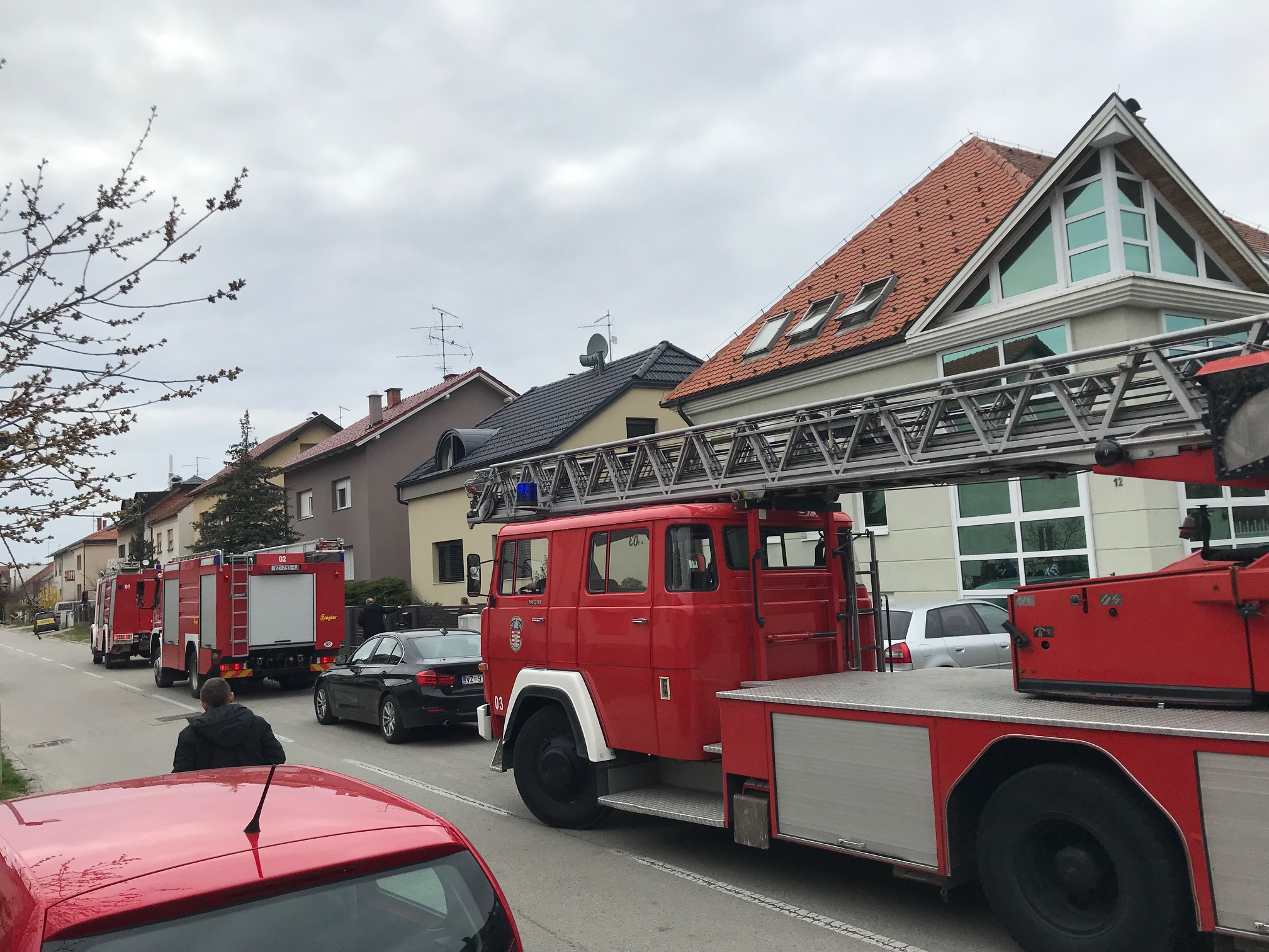 Požar Ivanečka