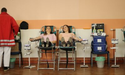 dobrovoljno darivanje krvi Vinica