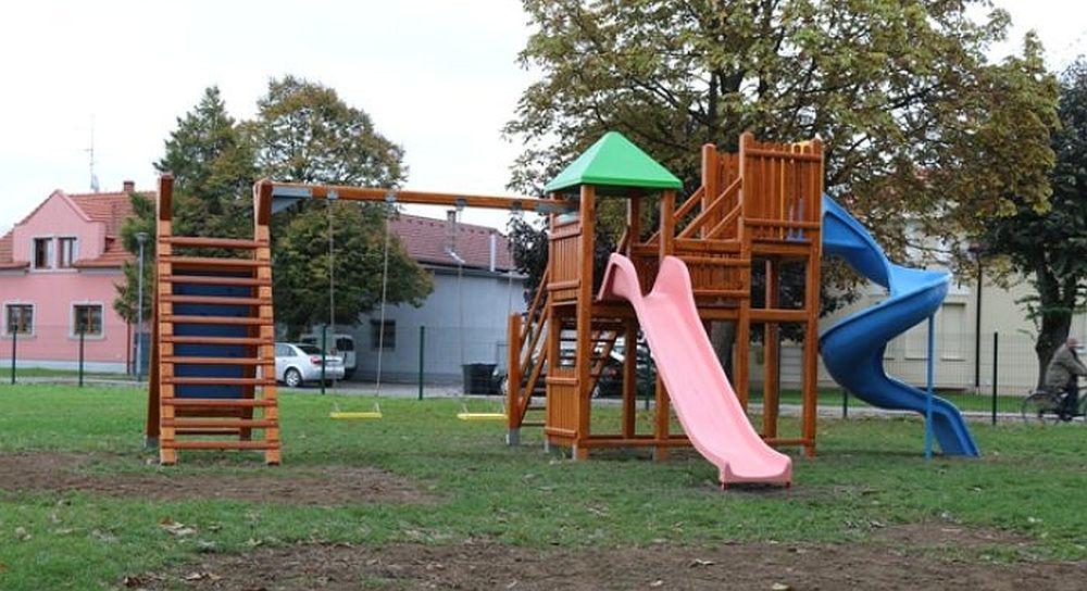 igrala dječje igralište Varaždin
