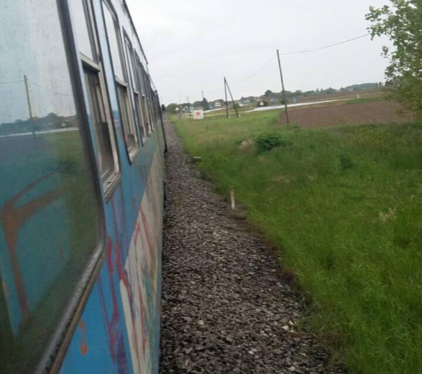 vlak zastoj Ludbreg