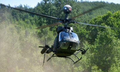 Kiowa helikopter