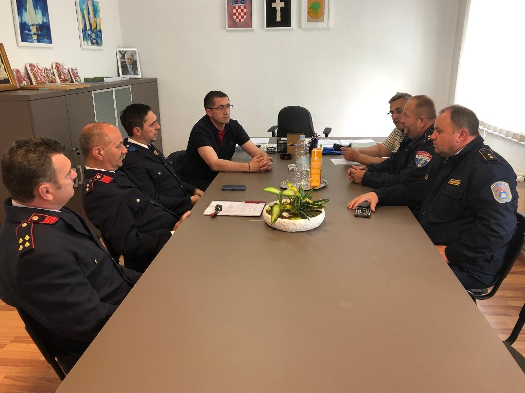Općina Vidovec vatrogasci sastanak