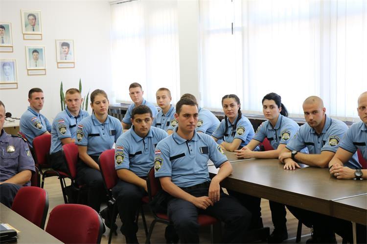 PU međimurska novi policajci1
