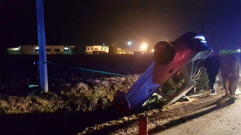 prometna nesreća između Žiškovca i Štrukovca