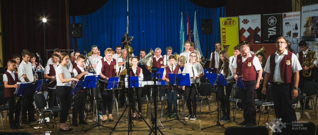 Puhački orkestar grada Ludbrega