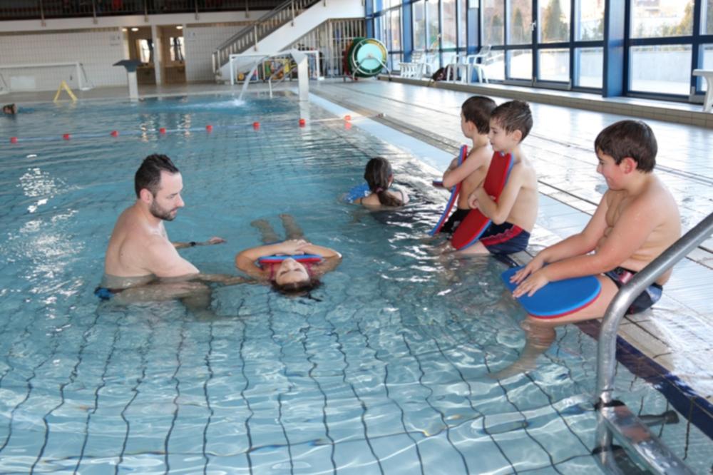 Škola plivanja bazeni Varaždin