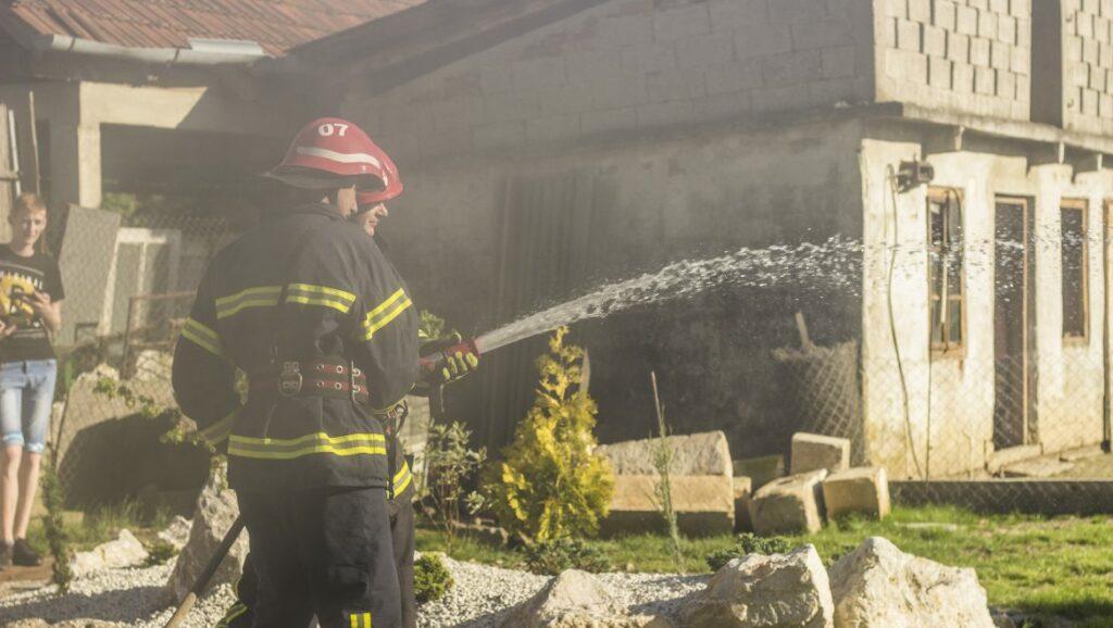 Strmec Podravski vatrogasna vježba1