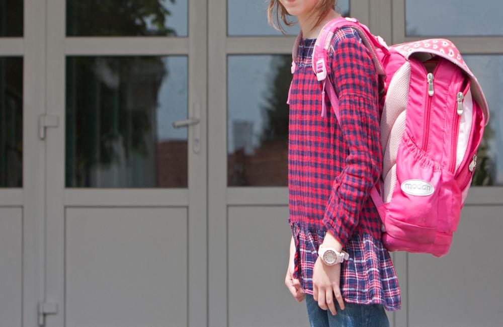torba đak učenik škola