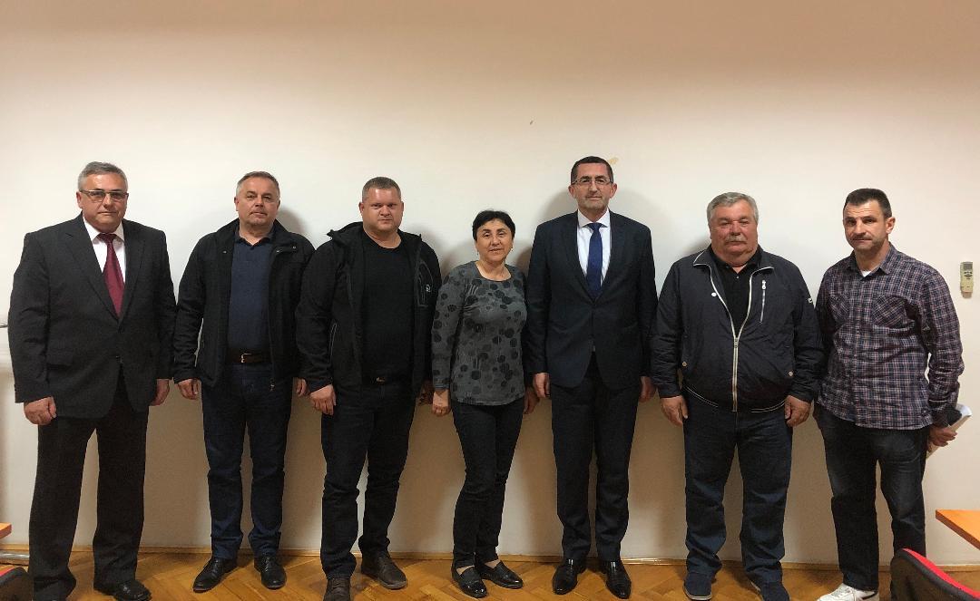 Udruge finananciranje Općina Vidovec