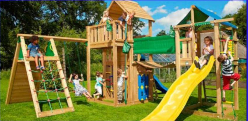 Vidovec EU projekti dječje igralište