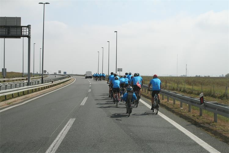 biciklisti vožnja Čakovec Vukovar3