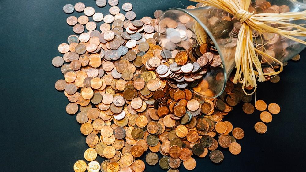 novac, mjenjačnica, ilustracija