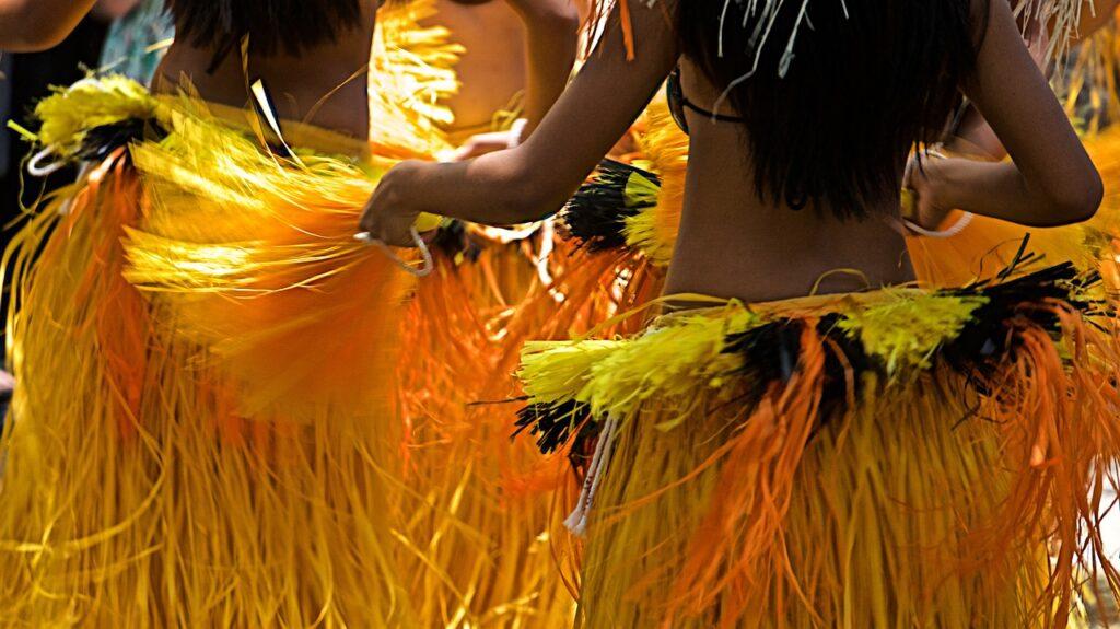 hula ples