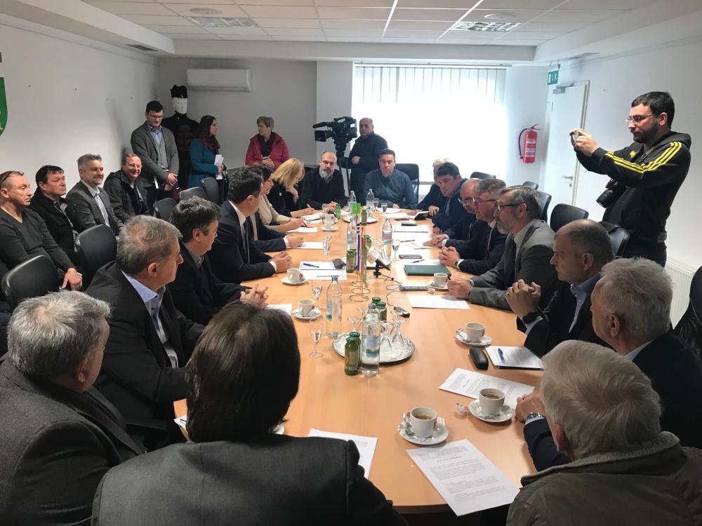 Grad Mursko Središće Lendava suradnja