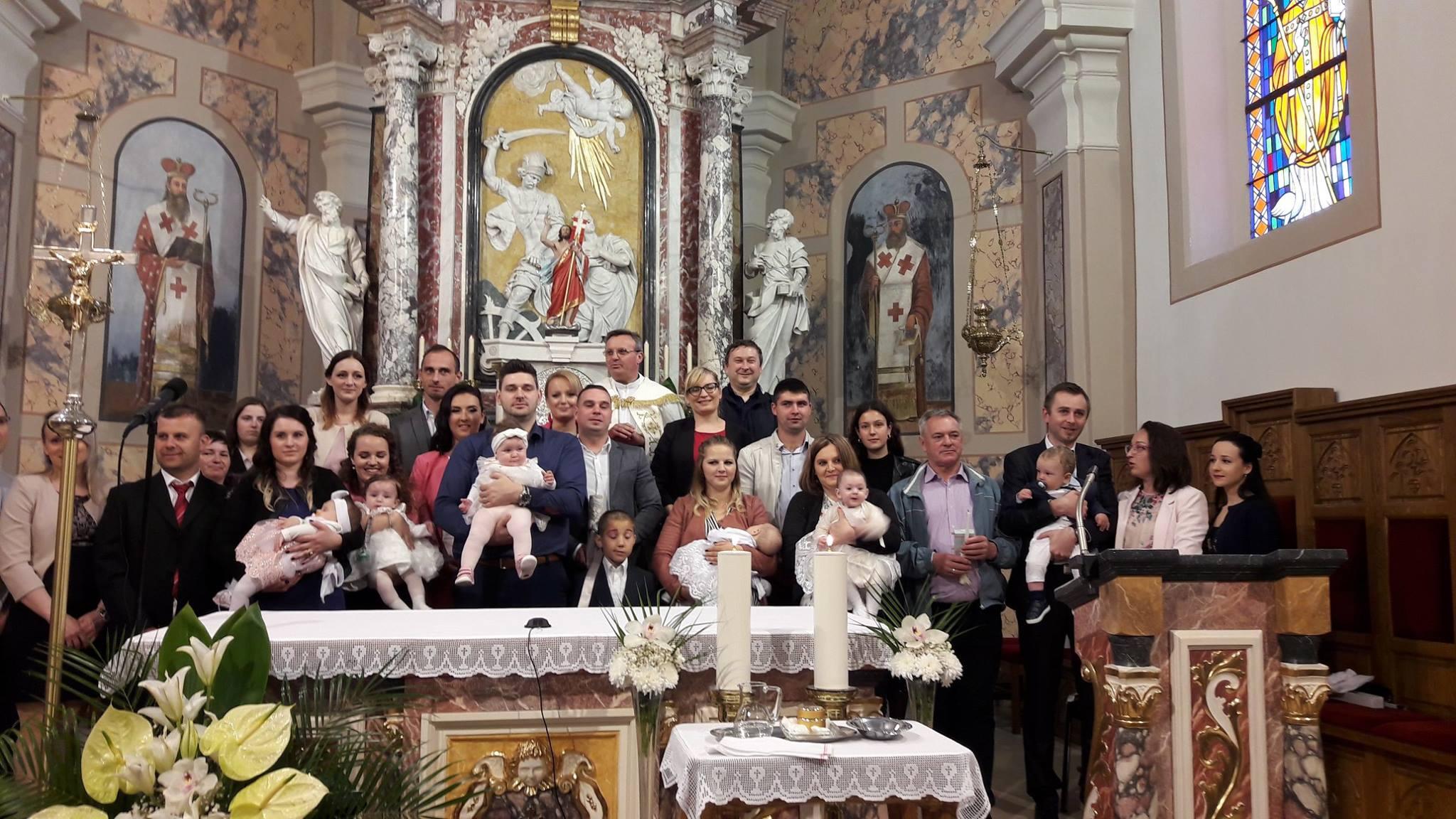 krštenja Varaždinske Toplice
