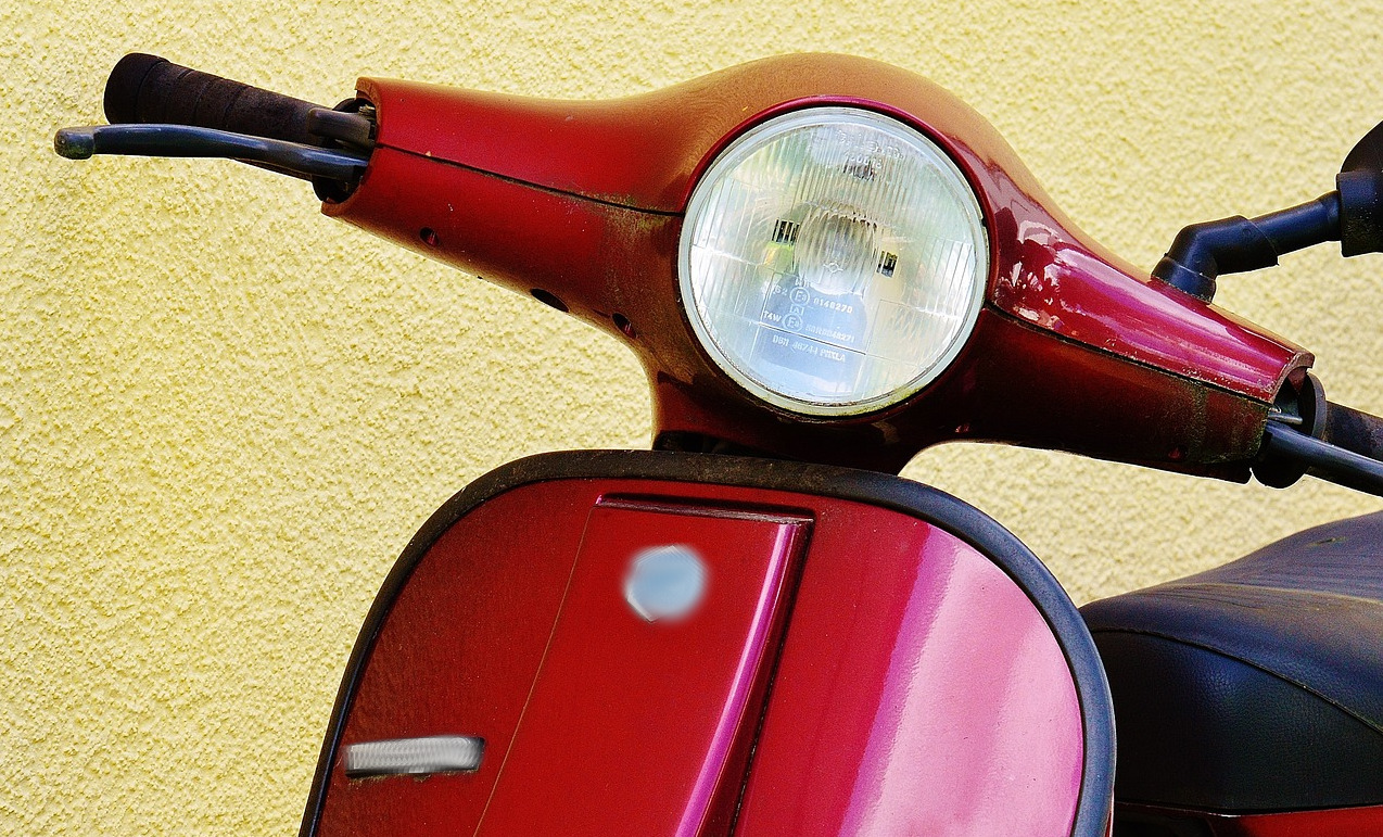 moped skuter