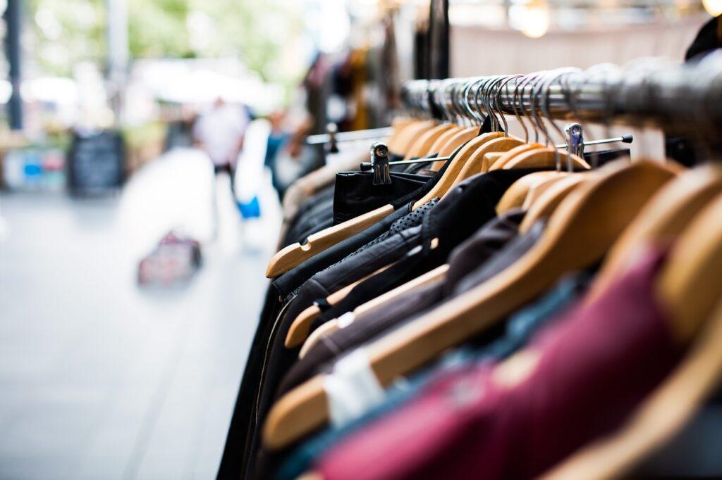 odjeća trgovina