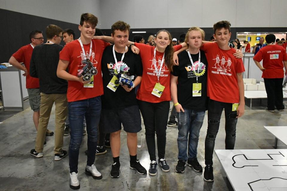 robotika svjetski prvaci Australija
