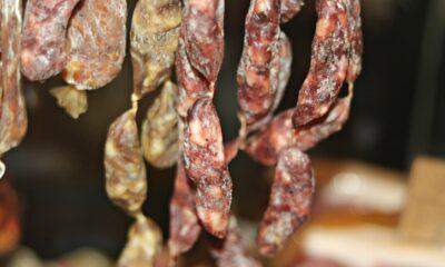 sušeno meso, pušnica
