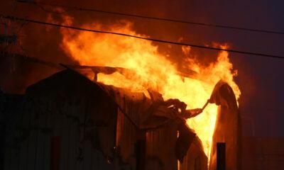 vatra požar