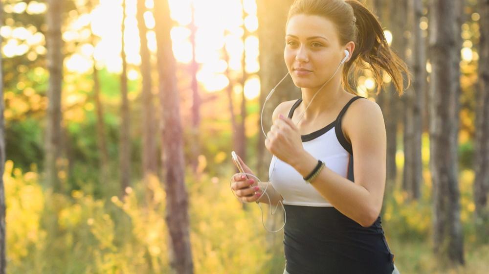 trčanje, ilustracija