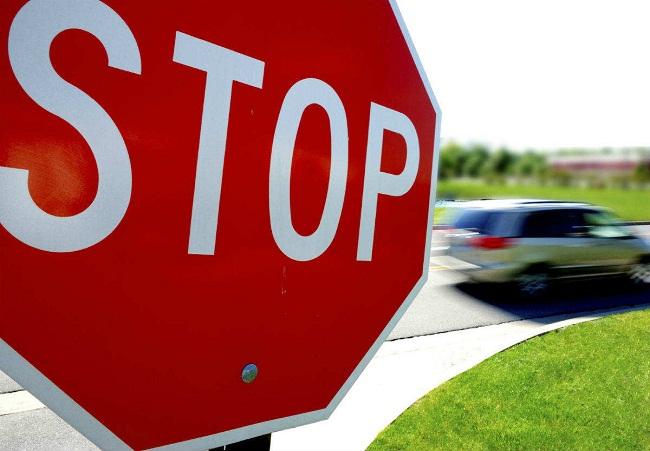 prometni znak